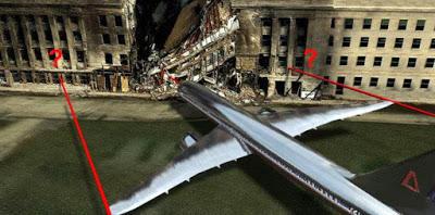 9 11 pentagone plane